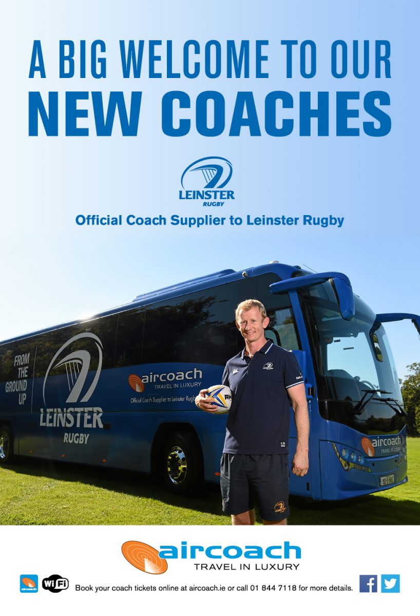 Marketing Network - Aircoach new coaches