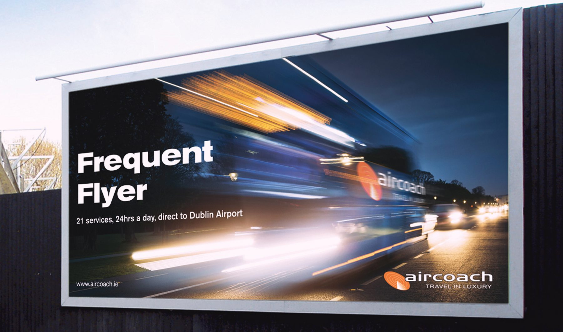 Marketing Network - Aircoach Frequent Flyer